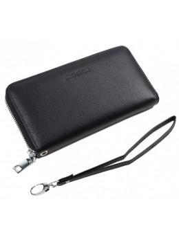Кожаный кошелёк Marco Coverna TRW2996A чёрный