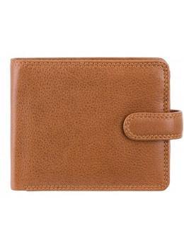 Светло-коричневый кошелёк Visconti DRW30 TAN Archimedes