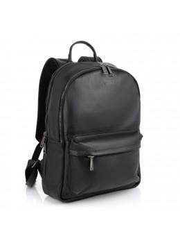 Чорний чоловічий шкіряний рюкзак TARWA FA-7273-3md