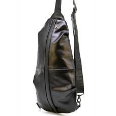 Стильна шкіряна сумка-слінг TARWA Govard GA-0705-3md