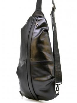 Стильная кожаная сумка-слинг TARWA Govard GA-0705-3md