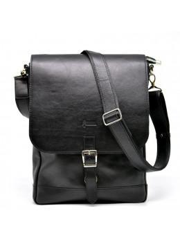Чорна чоловіча сумка через плече на 13 дюймів Tarwa GA-1808-4lx
