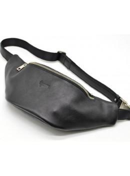 Чорна чоловіча сумка на пояс TARWA GA-3036-4lx