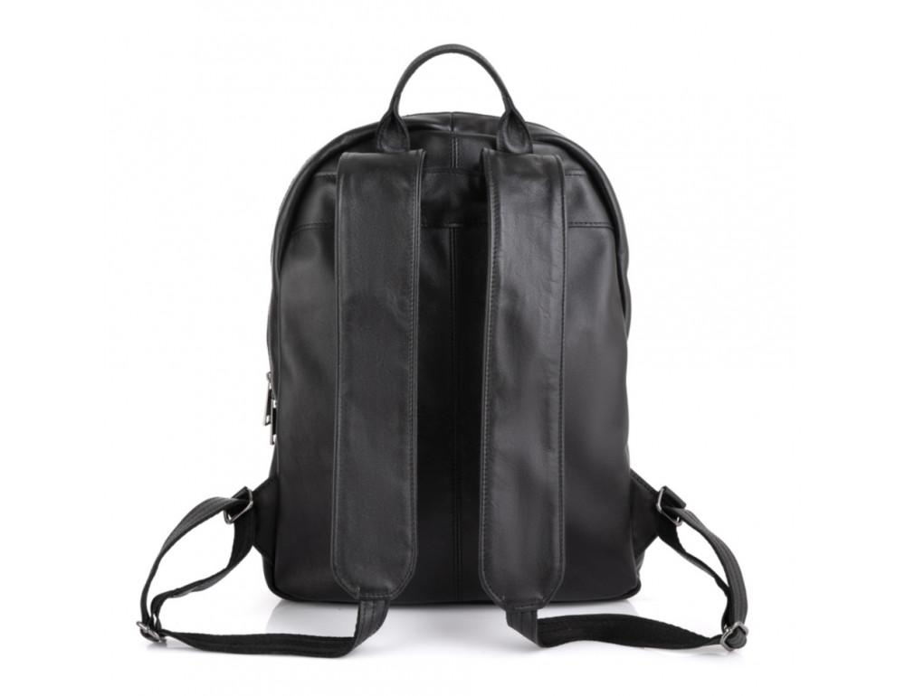 Молодёжный мужской рюкзак из гладкой кожи TARWA GA-7273-3md - Фото № 2