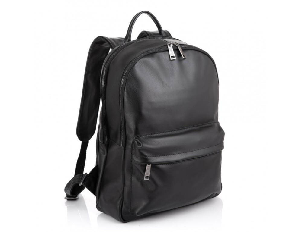 Молодёжный мужской рюкзак из гладкой кожи TARWA GA-7273-3md - Фото № 1