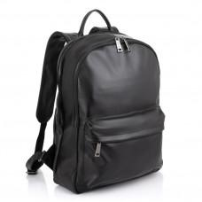 Молодёжный мужской рюкзак из гладкой кожи TARWA GA-7273-3md