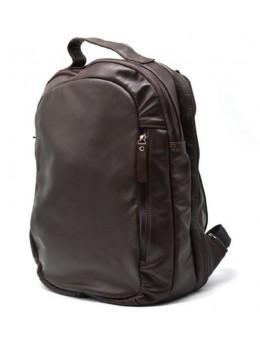 Коричневый мужской рюкзак из телячьей кожи TARWA  GC-3072-3md