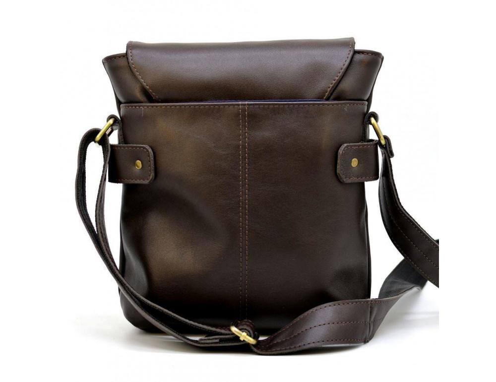 Коричневая сумка через плечо для мужчин TARWA GC-7121-3md - Фото № 5