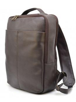 Коричневий шкіряний рюкзак для міста Tarwa gc-7280-3md