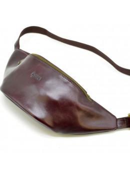 Жіноча напоясний сумка з телячої шкіри TARWA GM-3036-4lx