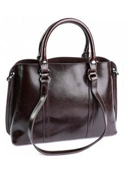 Коричнева жіноча сумка Grays GR-839B