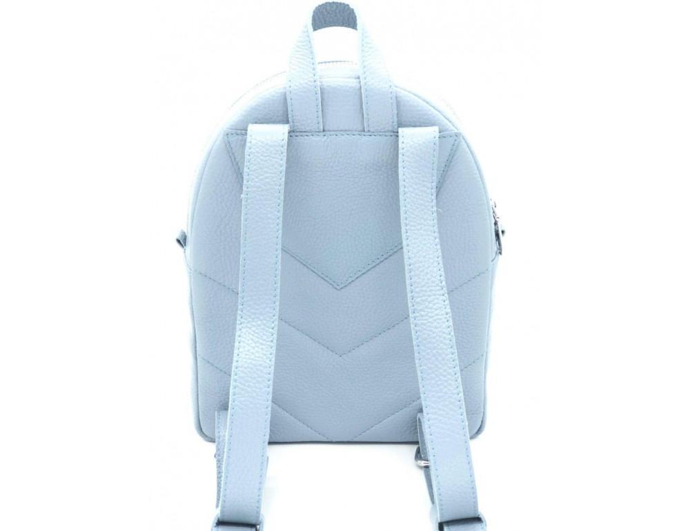 Голубой женский рюкзак HEART H0001B - Фото № 2