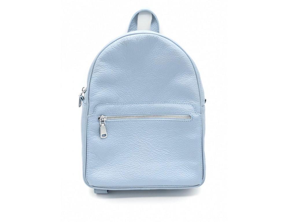 Голубой женский рюкзак HEART H0001B - Фото № 1