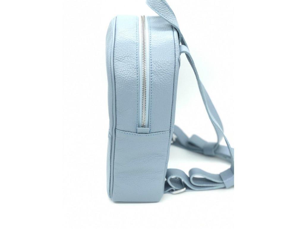 Голубой женский рюкзак HEART H0001B - Фото № 3