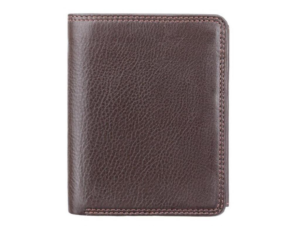 Мужской кошелек Visconti HT11 CHOC коричневый