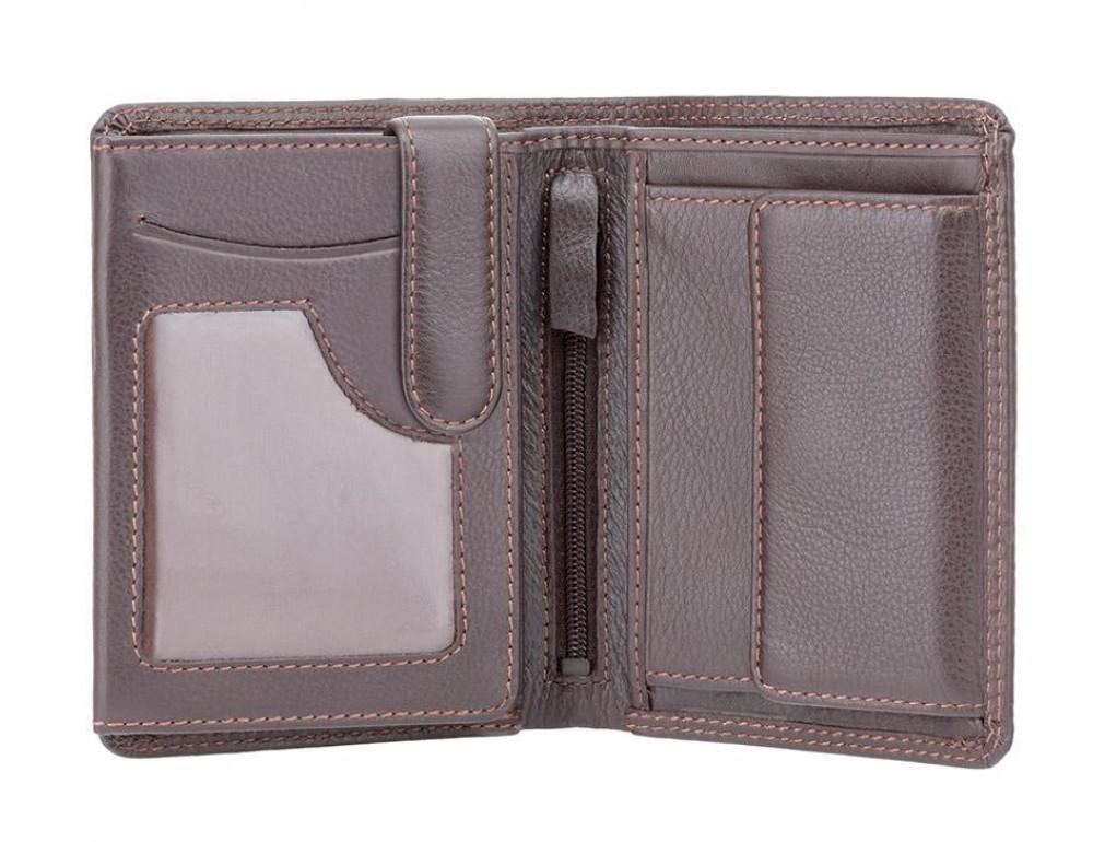 Мужской кошелек Visconti HT11 CHOC коричневый - Фото № 2
