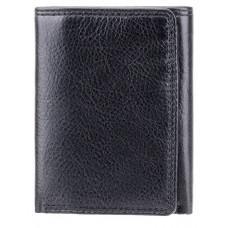Чёрный портмоне Visconti HT18 BLK Compton c RFID