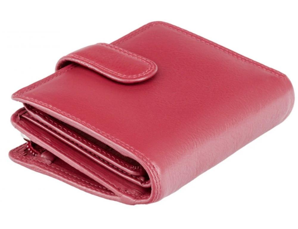 Червоний жіночий гаманець Visconti HT31 red Soho (Red)