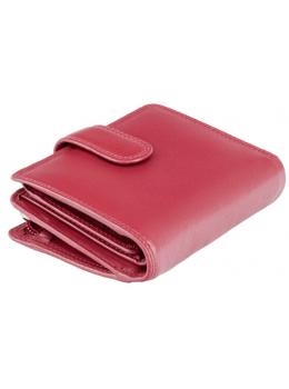 Красный женский кошелек Visconti HT31 red Soho (Red)