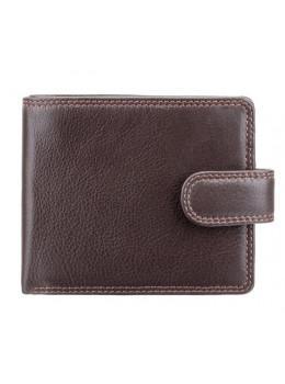 Мужской кожаный кошелек Visconti HT9 - Sloan коричневый