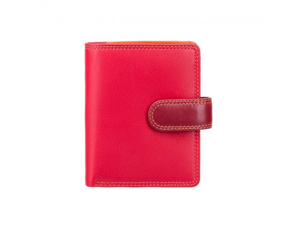 Красный кошелек женский Visconti RB40 RED M Bali c RFID (Red Multi) - Фото № 4