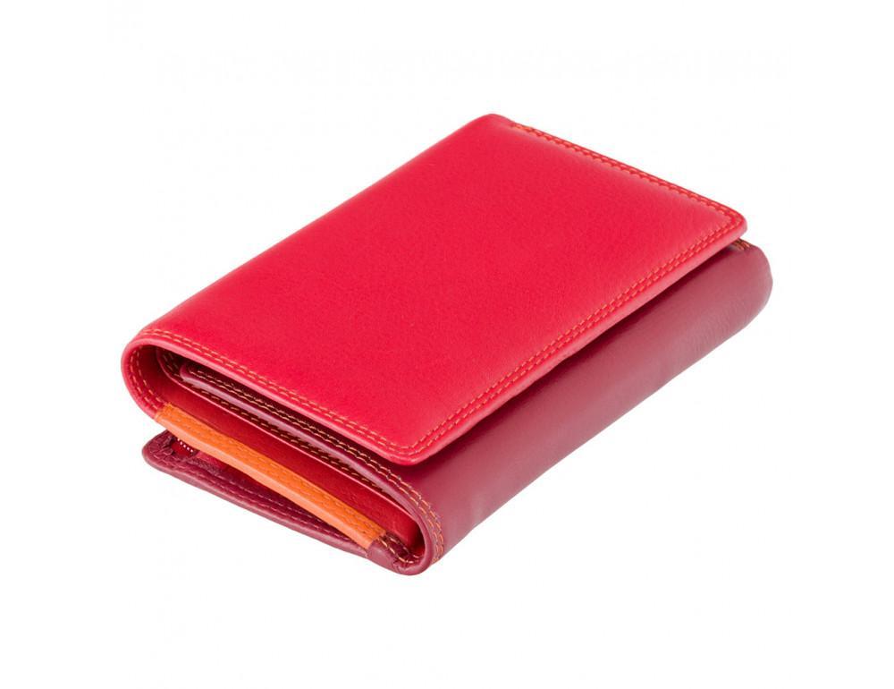 Кошелек женский Visconti RB43 RED M Bora c RFID (Red Multi) - Фото № 1