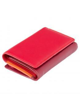 Кошелек женский Visconti RB43 RED M Bora c RFID (Red Multi)