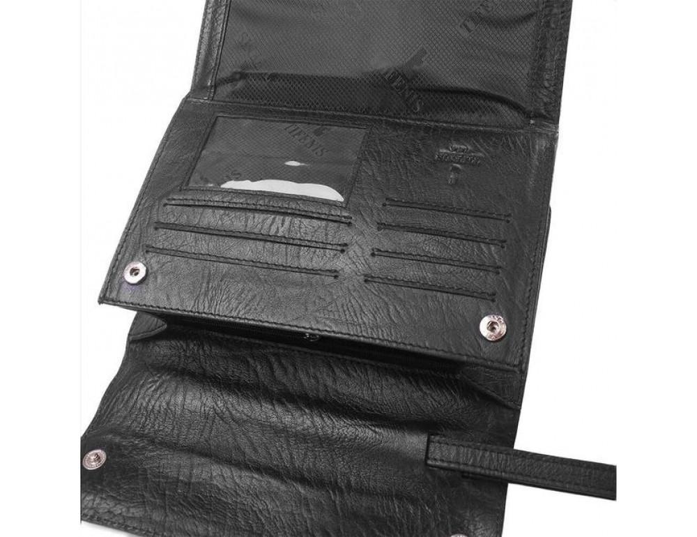Мужской кожаный клатч Tifenis TF1654A - Фото № 2