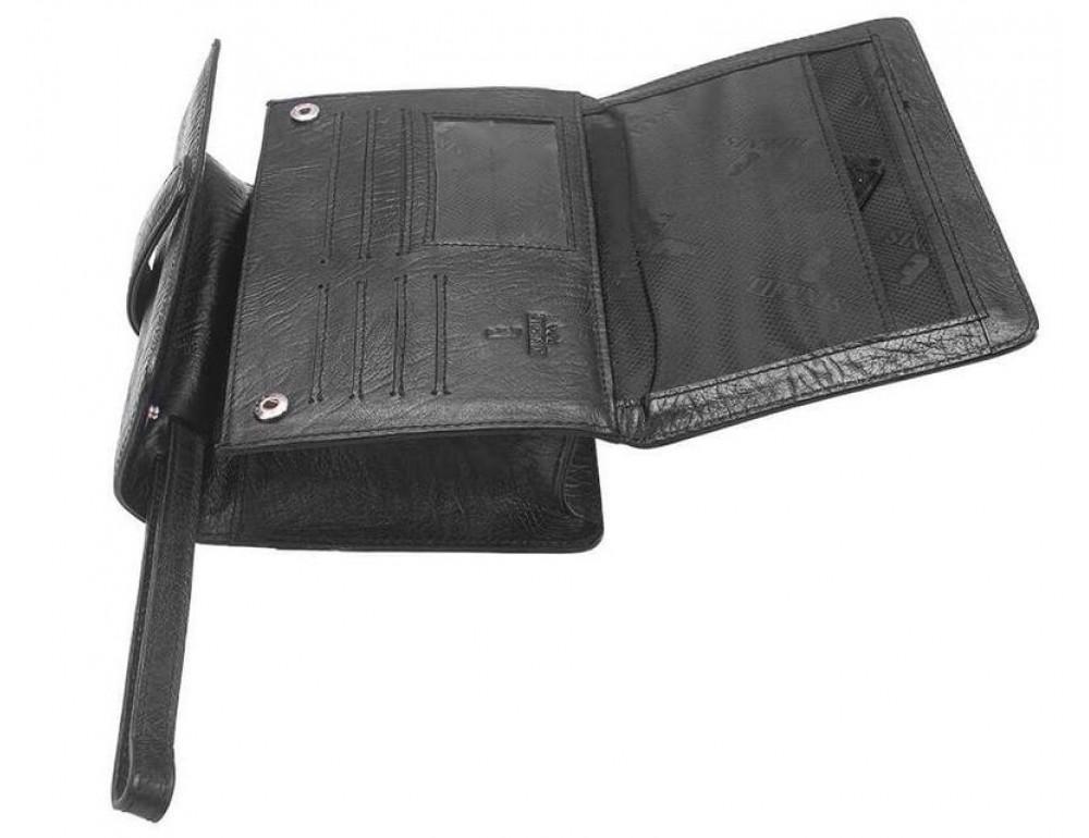 Мужской кожаный клатч Tifenis TF1654A - Фото № 3