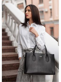 Женская сумка Шоппер BLACKWOOD BN-BAG-27-blackwood черная