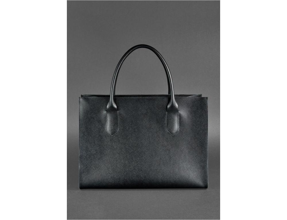 Женская сумка Шоппер BLACKWOOD BN-BAG-27-blackwood черная - Фото № 4