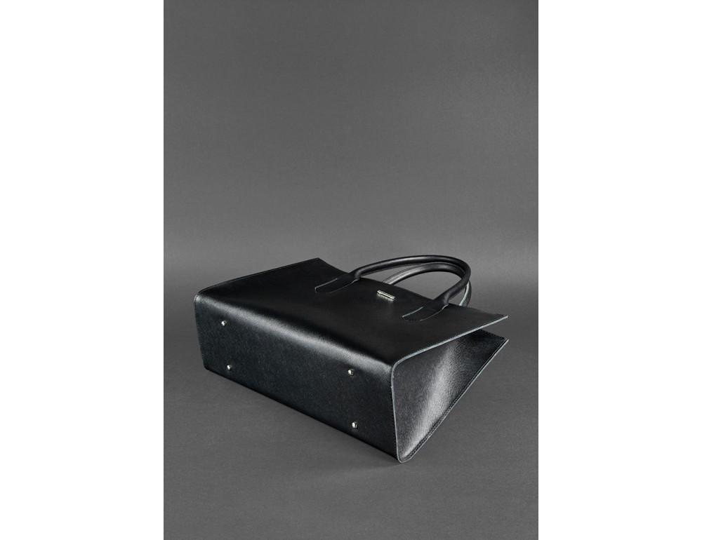 Женская сумка Шоппер BLACKWOOD BN-BAG-27-blackwood черная - Фото № 5
