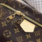 Коричневая сумка на пояс (бананка) Louis Vuitton Bumbag BAN-LV150 - Фото № 104
