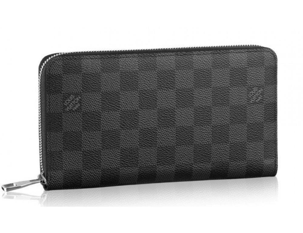 Портмоне Louis Vuitton LV60017 сірий