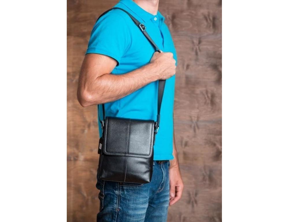 Мужская сумка через плечо TIDING BAG M1506A - Фото № 2