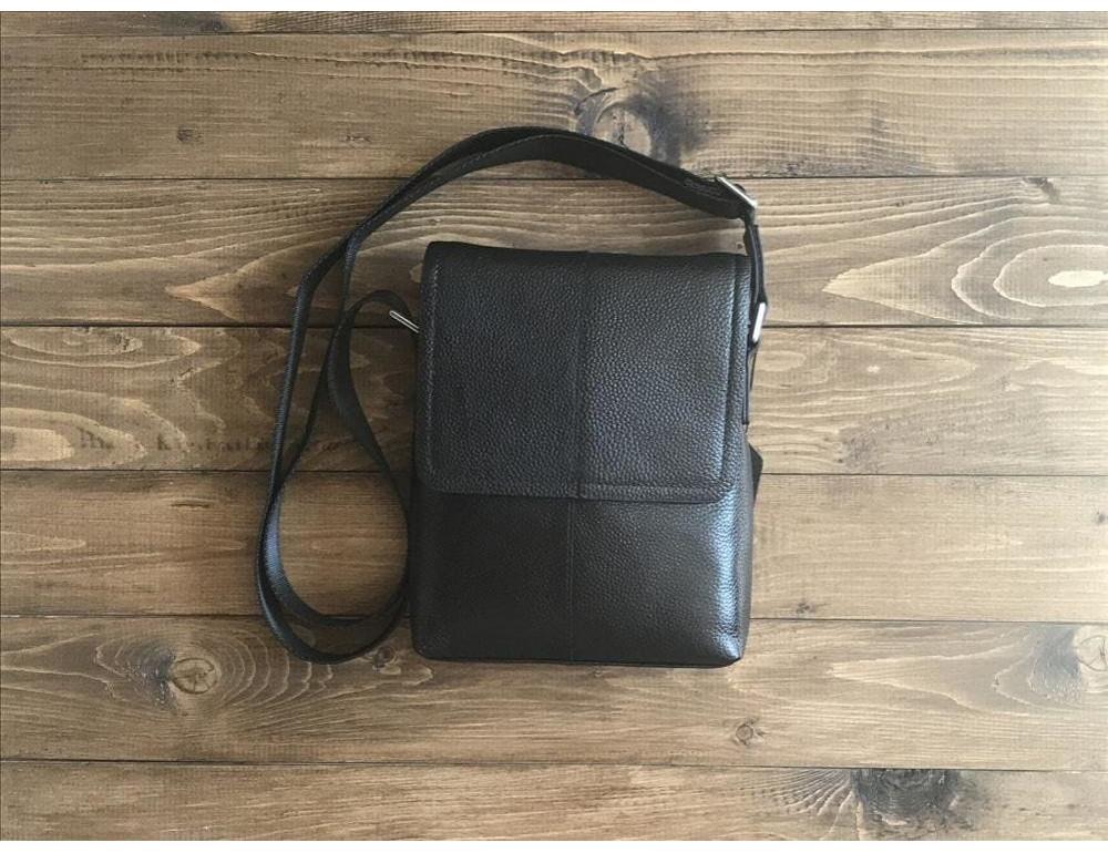 Мужская сумка через плечо TIDING BAG M1506A - Фото № 7