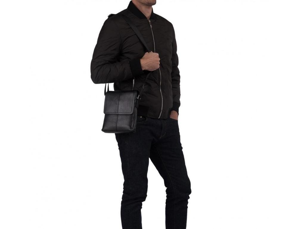Мужская сумка через плечо TIDING BAG M1506A - Фото № 8