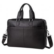 Чоловіча шкіряна сумка TIDING BAG M2164A