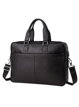 Мужская кожаная сумка TIDING BAG M2164A