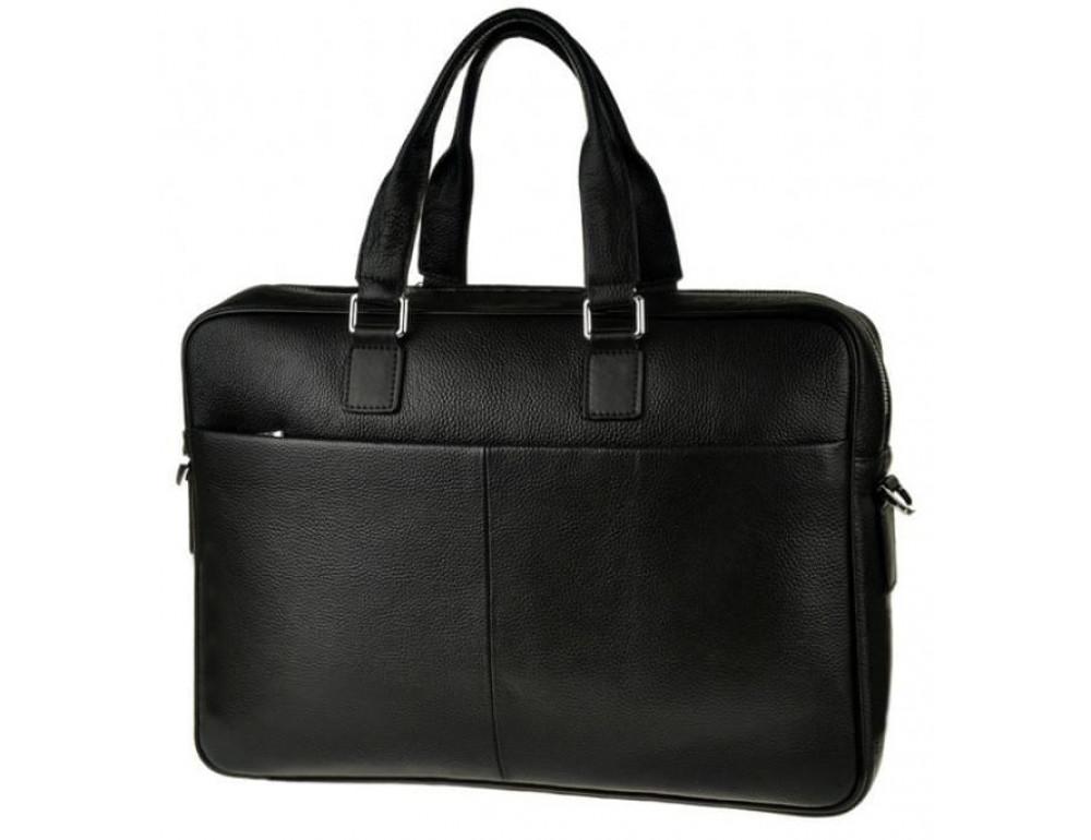 Мужская кожаная сумка TIDING BAG M2164A - Фото № 3