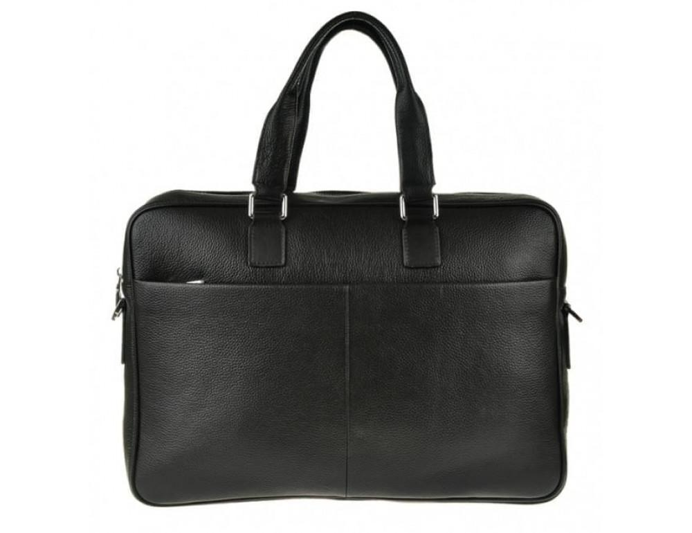 Мужская кожаная сумка TIDING BAG M2164A - Фото № 4