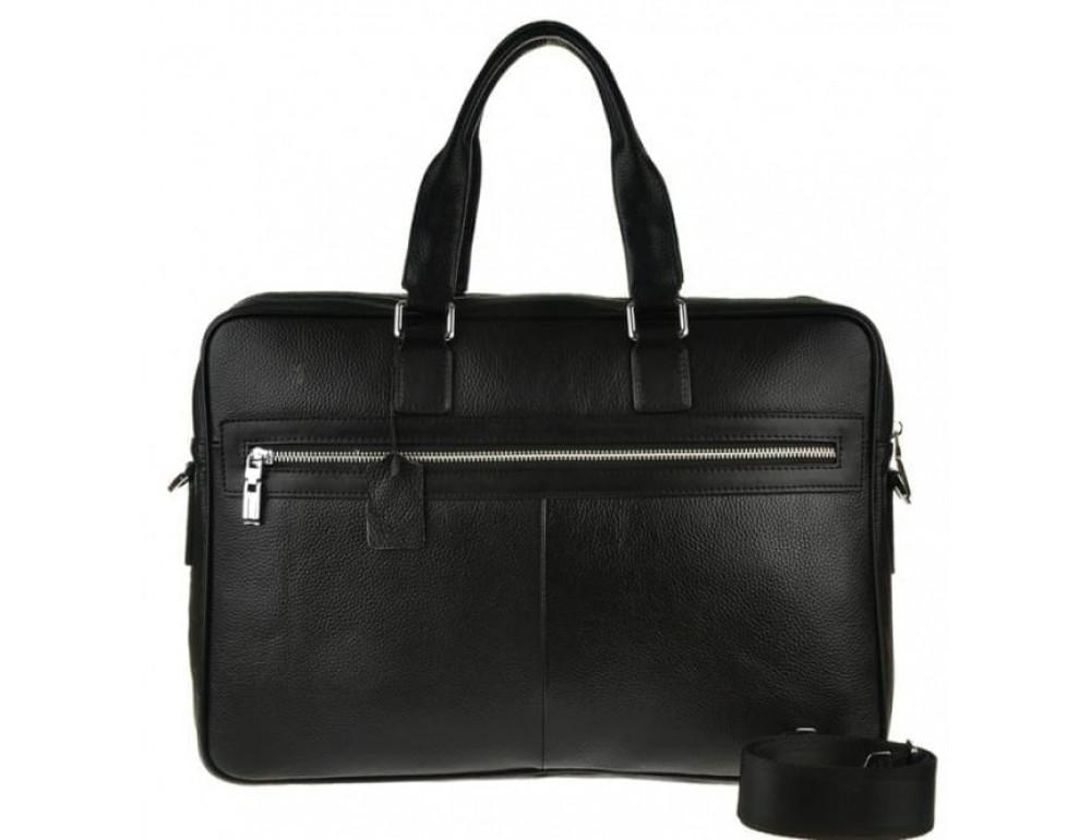 Мужская кожаная сумка TIDING BAG M2164A - Фото № 5