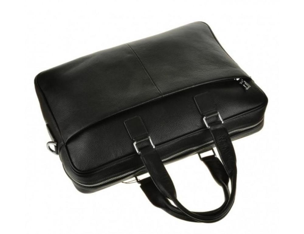Мужская кожаная сумка TIDING BAG M2164A - Фото № 6