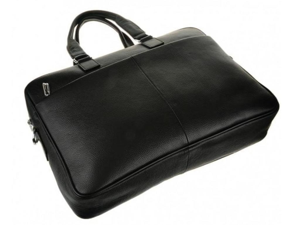 Мужская кожаная сумка TIDING BAG M2164A - Фото № 7
