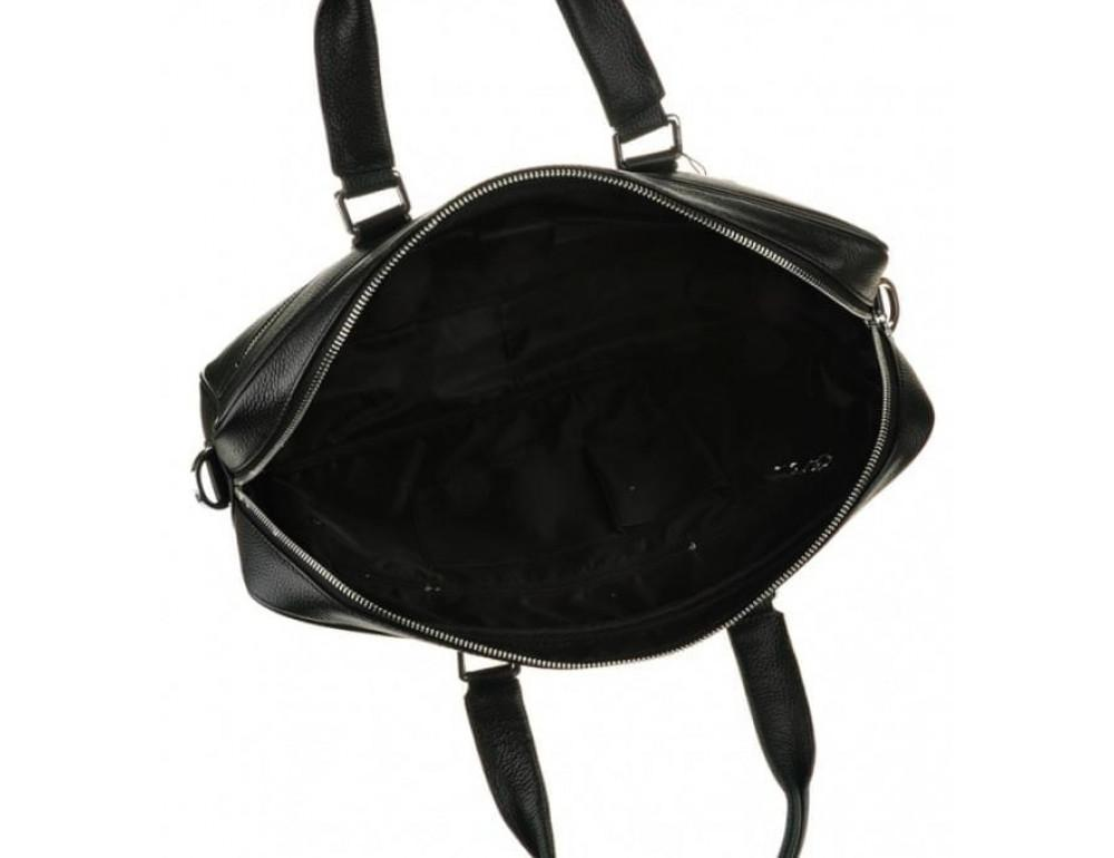 Мужская кожаная сумка TIDING BAG M2164A - Фото № 8