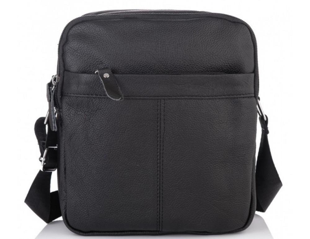 Мужская кожаная сумка планшет TIDING BAG M38-1025A - Фото № 3
