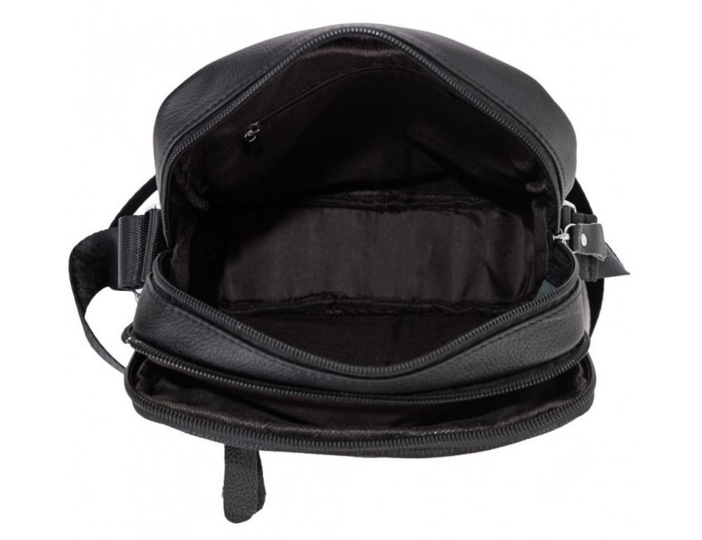 Мужская кожаная сумка планшет TIDING BAG M38-1025A - Фото № 5