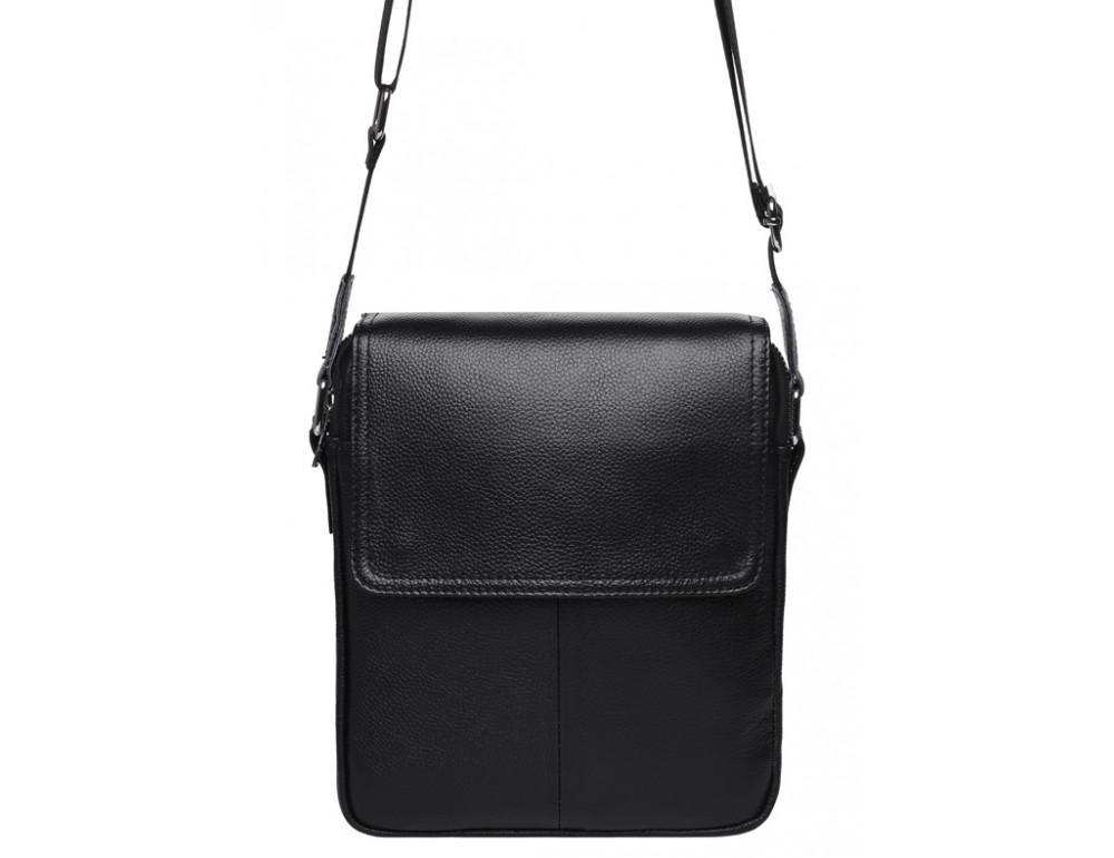 Мужская сумка через плечо на три отделения TIDING BAG M38-3508A - Фото № 3