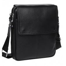Мужская сумка через плечо на три отделения TIDING BAG M38-3508A