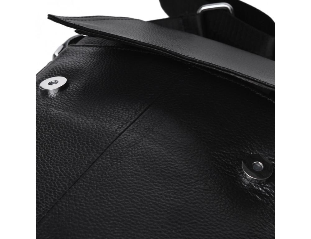 Мужская сумка через плечо на три отделения TIDING BAG M38-3508A - Фото № 8